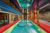 Bazén v Egyptských lázních